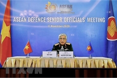 Vietnam chairs ASEAN Defence Senior Officials' Meeting