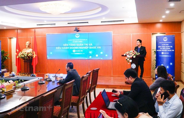 Corporate management platform Base.vn launched hinh anh 1
