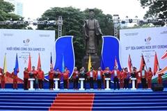 Vietnam starts countdown to SEA Games 31
