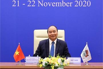 PM Nguyen Xuan Phuc attends virtual G20 Summit