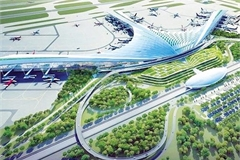 Work on Long Thanh international airport to start next month