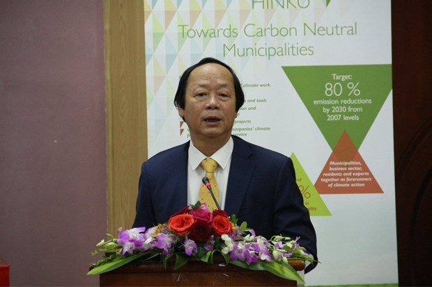 Senior ASEAN officials meet to discuss environmental issues hinh anh 1