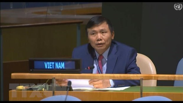 Vietnam calls on int'l community to support Iraq hinh anh 1