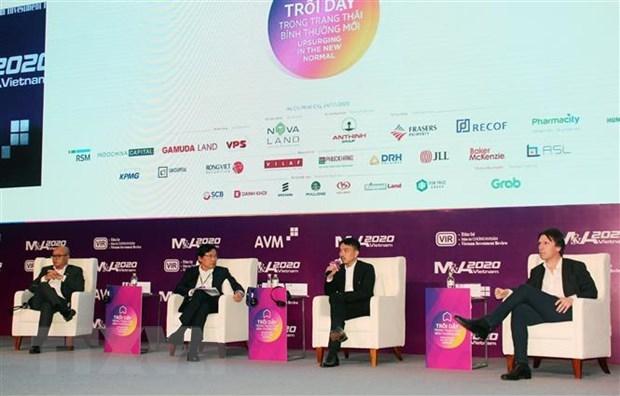 Foreign investors still dominate Vietnam's M&A market hinh anh 1