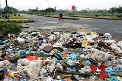 Domestic solid waste surges 46 percent in 10 years