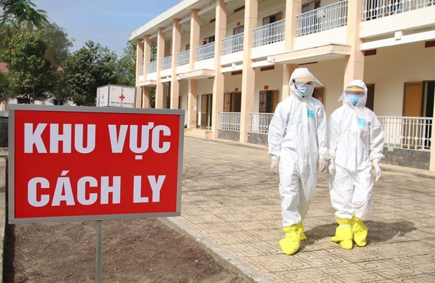 235 people contacting with new COVID-19 cases in HCM City quarantined hinh anh 1