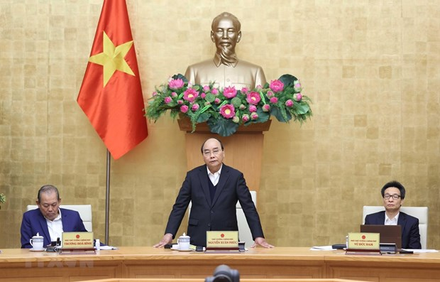 PM orders strict punishment for violations of COVID-19 prevention rules hinh anh 1