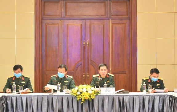 ADMM-14, seventh ADMM Plus to be held online hinh anh 1