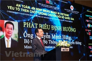 Vietnam masters 90 percent of ecosystem of cyber security products