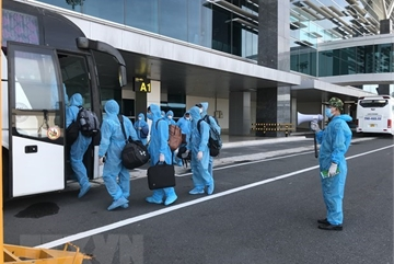 Vietnam Airlines officials suspended from work for loose quarantine management