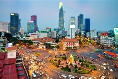 HCM City one of best cities in Asia for expats: survey