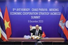 PM Phuc attends 9th ACMECS