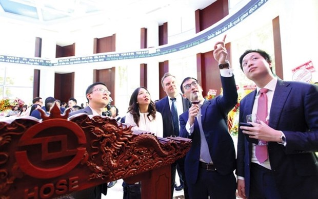 Vietnam's equity market attract capital via funds hinh anh 1