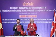 UKVFTA ushers in new opportunities for Vietnam-UK trade