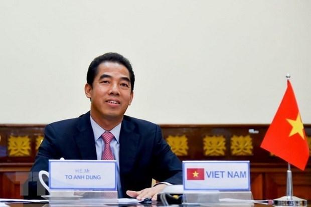 Vietnam, EU look to augment strategic cooperation hinh anh 1
