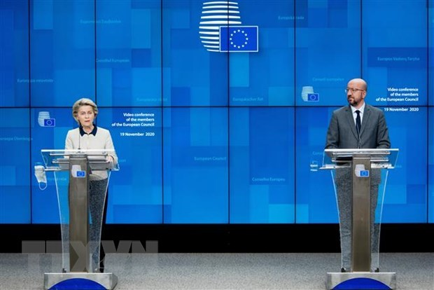 EU leaders wish to strengthen cooperation with Vietnam hinh anh 1