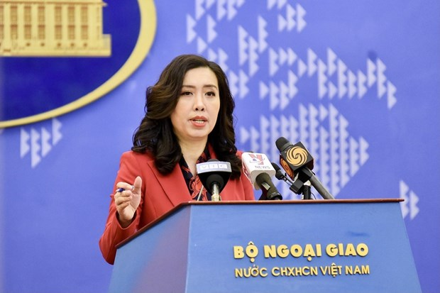 Vietnam maintaining dialogue with US to handle issues in economic ties hinh anh 1