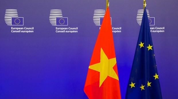 Vietnam, EU enjoy thriving relations over three decades hinh anh 1