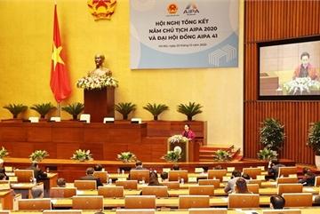 Vietnam fulfills role as AIPA Chair: top legislator