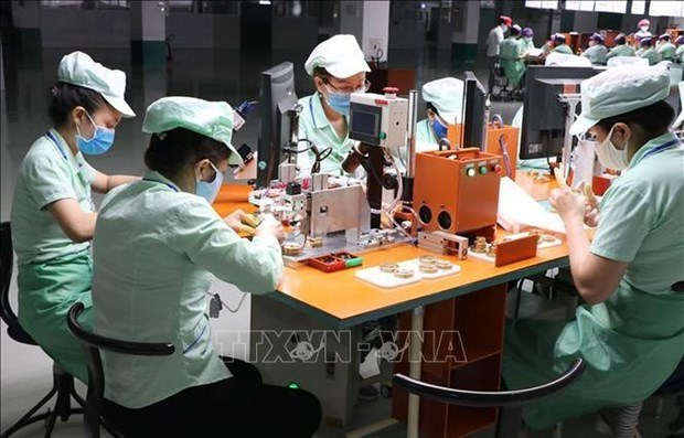 VNA selects top 10 economic events of Vietnam in 2020 hinh anh 8
