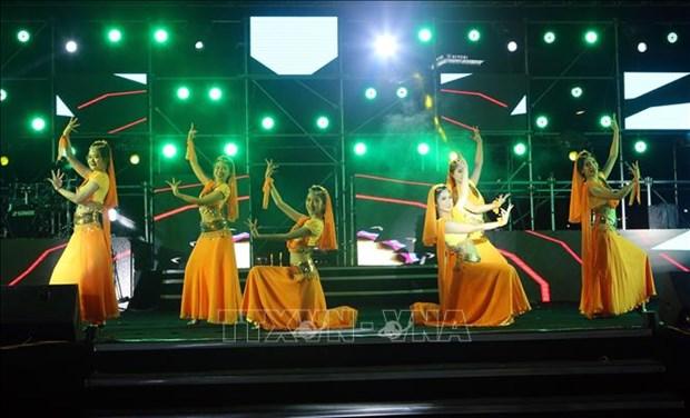Da Nang celebrates New Year 2021 with arts programme hinh anh 1