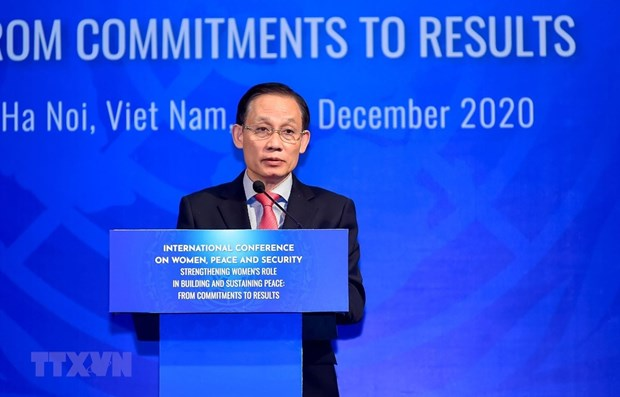 Vietnam does good job as UNSC non-permanent member hinh anh 1