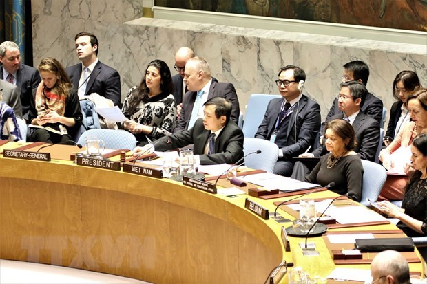 Vietnam does good job as UNSC non-permanent member hinh anh 2