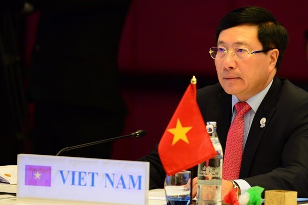 Vietnam external relations in 2020: mettle and new posture hinh anh 1