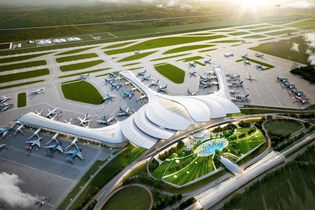 Work starts on Long Thanh international airport hinh anh 1