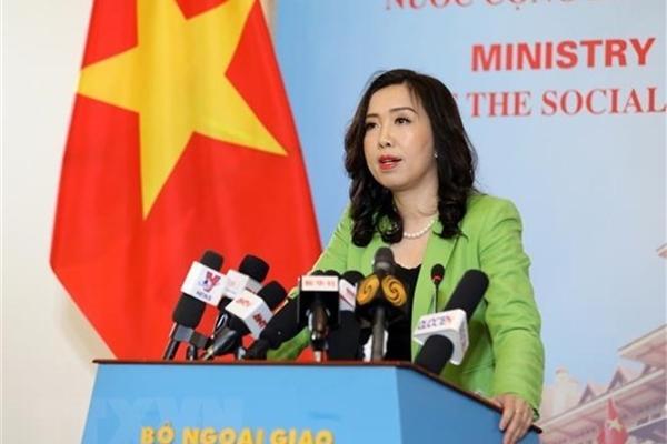 Vietnam ensures safety, rights of Vietnamese sailors aboard detained Korean tanker