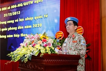 Vietnam expects to expand engagement in UN peacekeeping operations