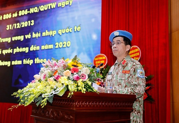 Vietnam expects to expand engagement in UN peacekeeping operations hinh anh 1