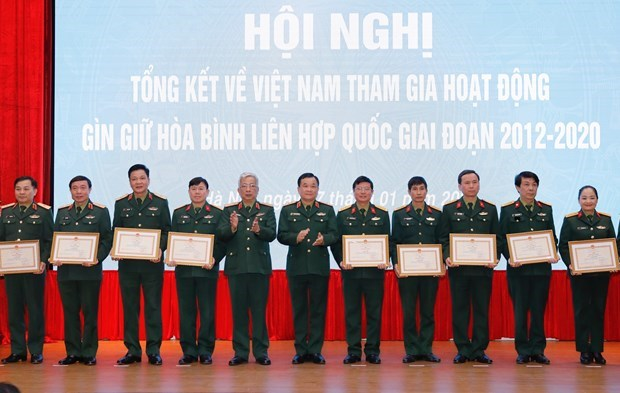 Vietnam expects to expand engagement in UN peacekeeping operations hinh anh 2