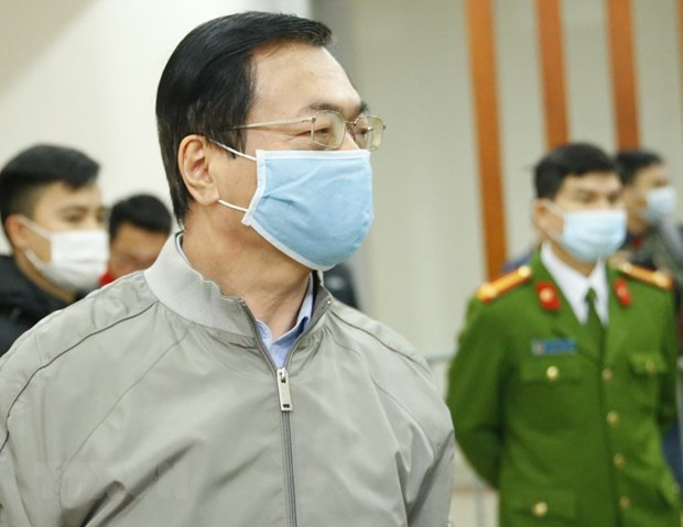 Trial for ex-minister Vu Huy Hoang, accomplices postponed hinh anh 1