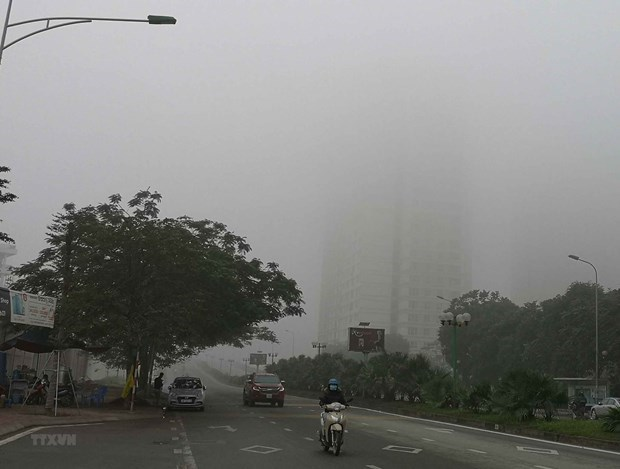 Hanoi mulls over solutions to improve air quality hinh anh 1