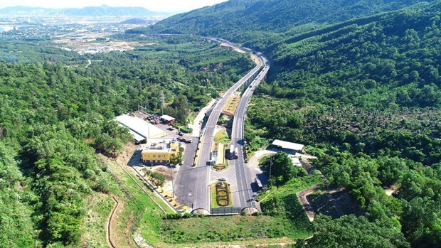 Three major transport projects to be inaugurate from Jan. 10-12 hinh anh 1