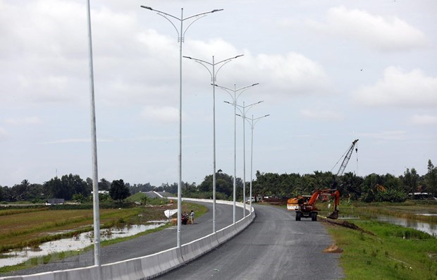 Three major transport projects to be inaugurate from Jan. 10-12 hinh anh 2