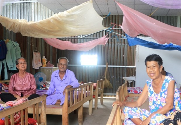 Free shelter for kidney failure patients in Vinh Long hinh anh 1