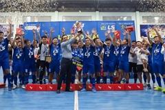 Two Vietnamese among nominees at Futsalplanet Awards 2020