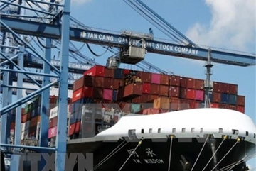 Vietnamese ports on pace to post banner year