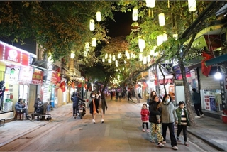 Hanoi to revitalise traditional Tet space in Old Quarter