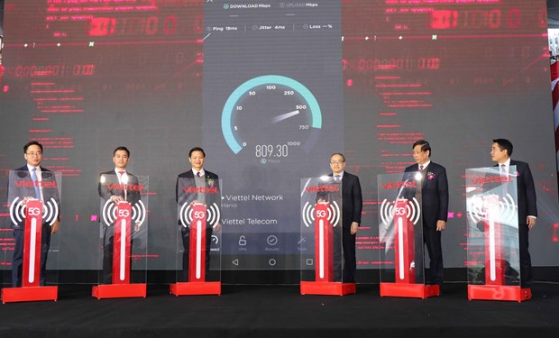 First industrial park in Vietnam gains access to 5G network hinh anh 1