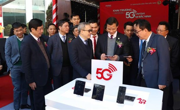 First industrial park in Vietnam gains access to 5G network hinh anh 2