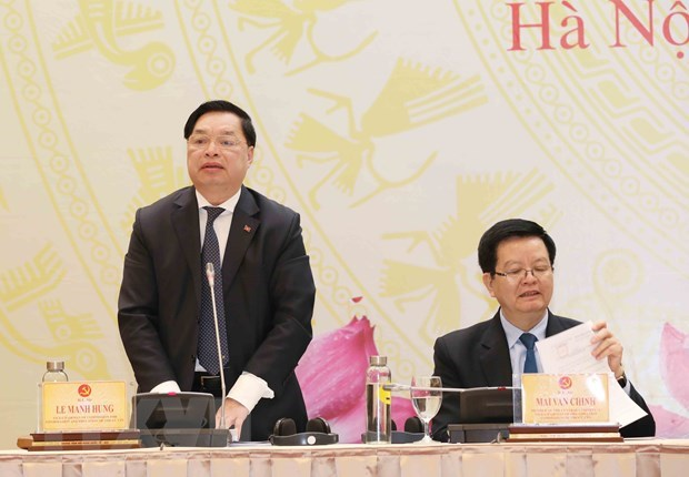 Communications work for 13th National Party Congress prepared thoroughly: official hinh anh 1