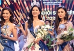 Nam Can Tho University student crowned Vietnam Miss University