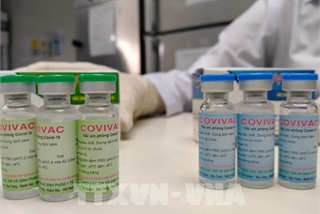 Vietnam's second COVID-19 vaccine candidate enters human trials