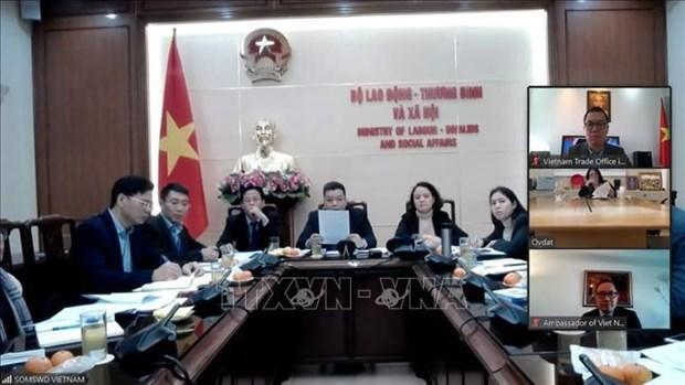 Vietnam, Israel begin negotiation over labour cooperation