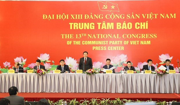 13th-tenure Party Central Committee to have reasonable personnel structure hinh anh 1