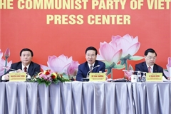 1,587 delegates to attend 13th National Party Congress