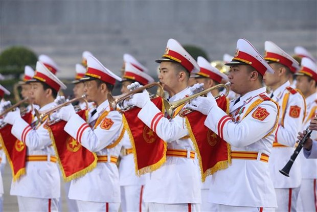 Preparations for 13th National Party Congress basically completed hinh anh 3